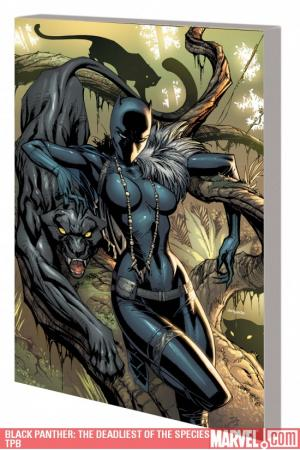 Black Panther: The Deadliest of the Species (2009 - Present)