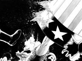 CAPTAIN AMERICA: REBORN #2 (CASSADAY SKETCH VARIANT)