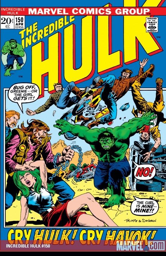 Incredible Hulk (1962) #150