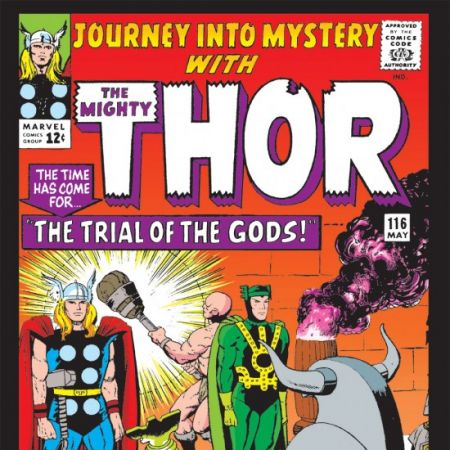 Journey Into Mystery (thor) #116