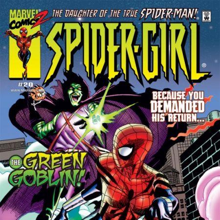 Spider-Girl (1998) #20