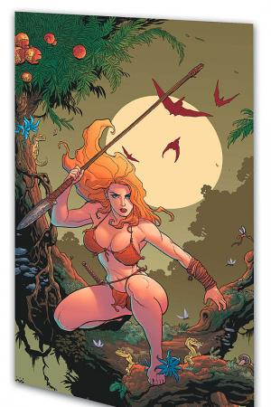 Shanna, the She-Devil (Trade Paperback)