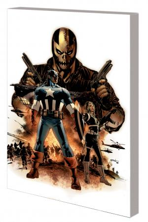 Captain America: Red Menace Ultimate Collection (Trade Paperback)