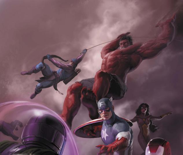 Avengers (2010) #18, Mc 50th Anniversary Variant