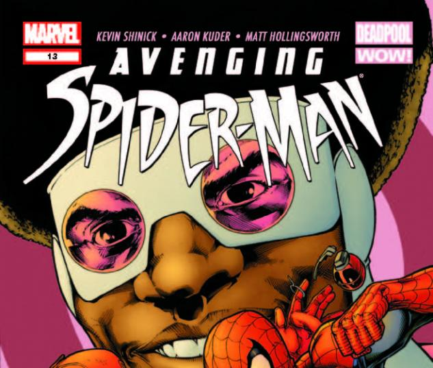 AVENGING SPIDER-MAN 13 (WITH DIGITAL CODE)