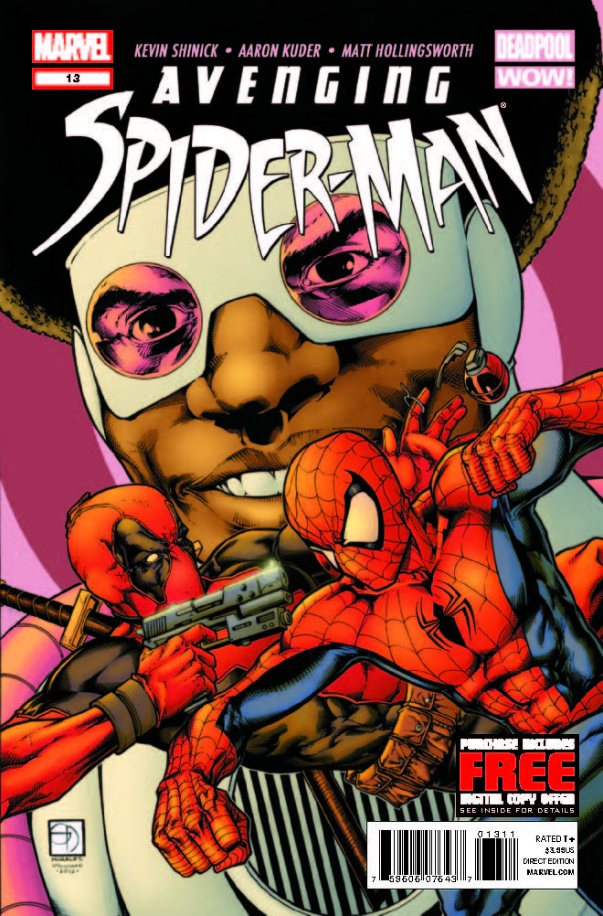 Avenging Spider-Man (2011) #13