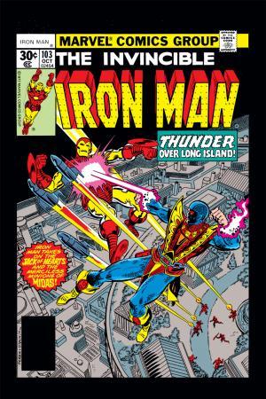 Iron Man #103