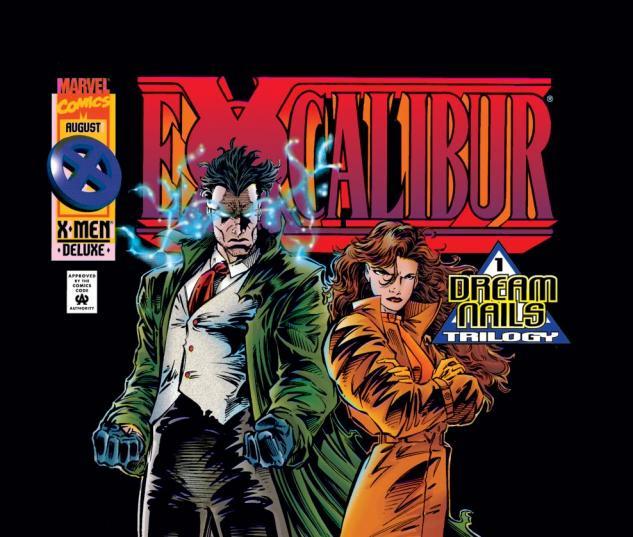 Excalibur (1988) #88 Cover