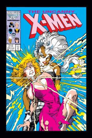 Uncanny X-Men (1963) #214