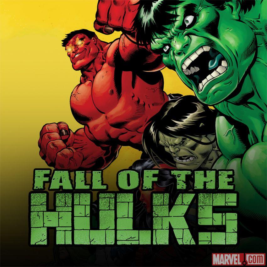 Fall of the Hulks