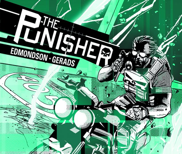 cover from The Punisher (2014) #2