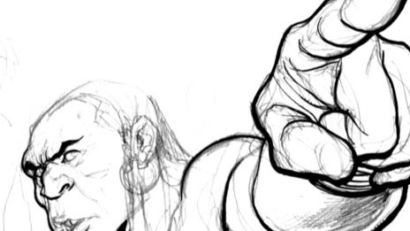 Marvel AR: Frank Cho on the Savage Land