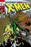 Uncanny X-Men (1963) #60 Cover