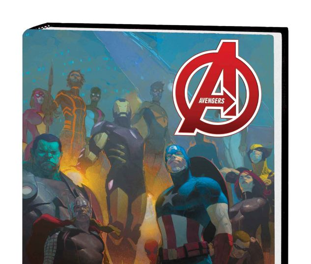AVENGERS VOL. 5: ADAPT OR DIE PREMIERE HC (MARVEL NOW, WITH DIGITAL CODE)