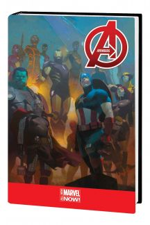 Avengers Vol. 5: Adapt or Die (Hardcover)