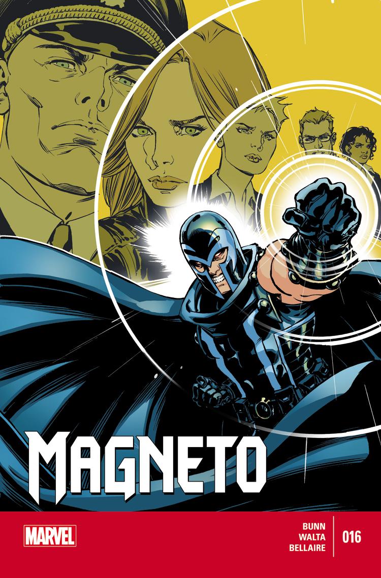 Magneto (2014) #16