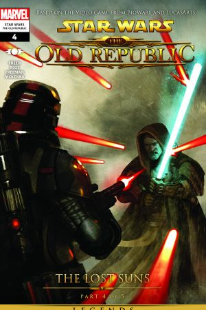 Star Wars: The Old Republic - The Lost Suns #4
