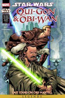 Star Wars: Qui-Gon & Obi-Wan - Last Stand On Ord Mantell #1