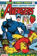 Avengers (1963) #136 cover