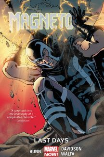 MAGNETO VOL. 4: LAST DAYS (Trade Paperback)