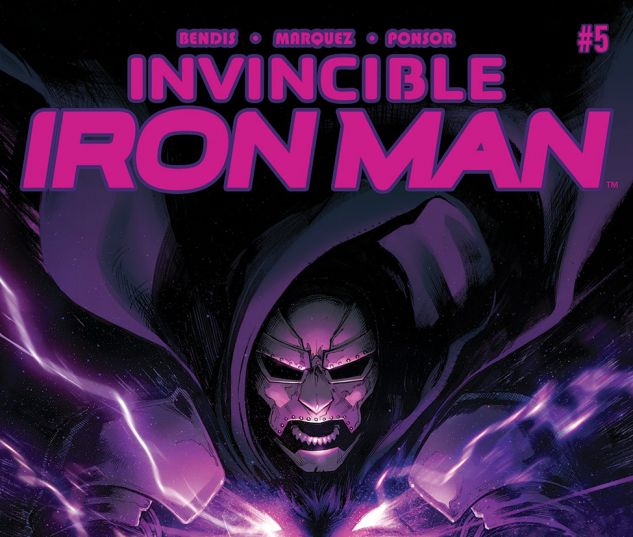 INVINCIBLE IRON MAN 5 (WITH DIGITAL CODE)