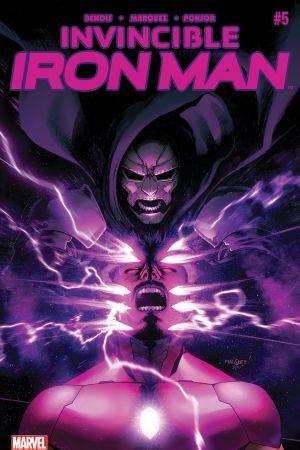 Invincible Iron Man (2015) #5