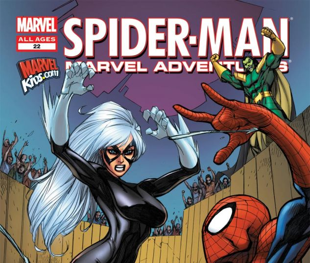MARVEL ADVENTURES SPIDER-MAN (2010) #22