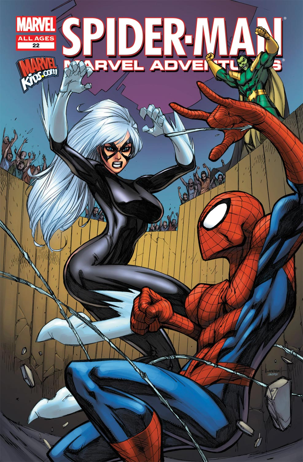 Spider-Man Marvel Adventures (2010) #22