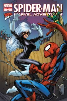 Marvel Adventures Spider-Man #22