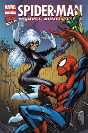 Spider-Man Marvel Adventures #22