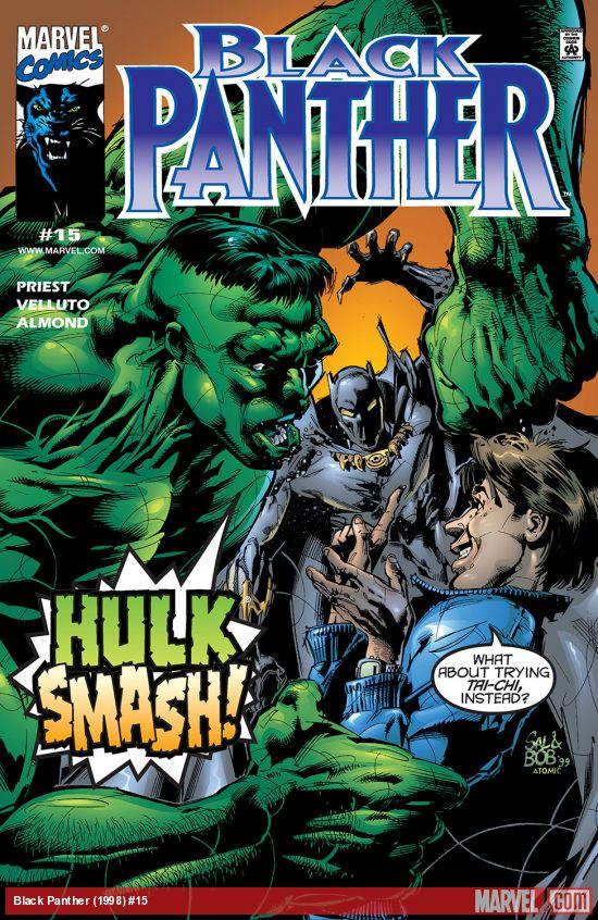Black Panther (1998) #15
