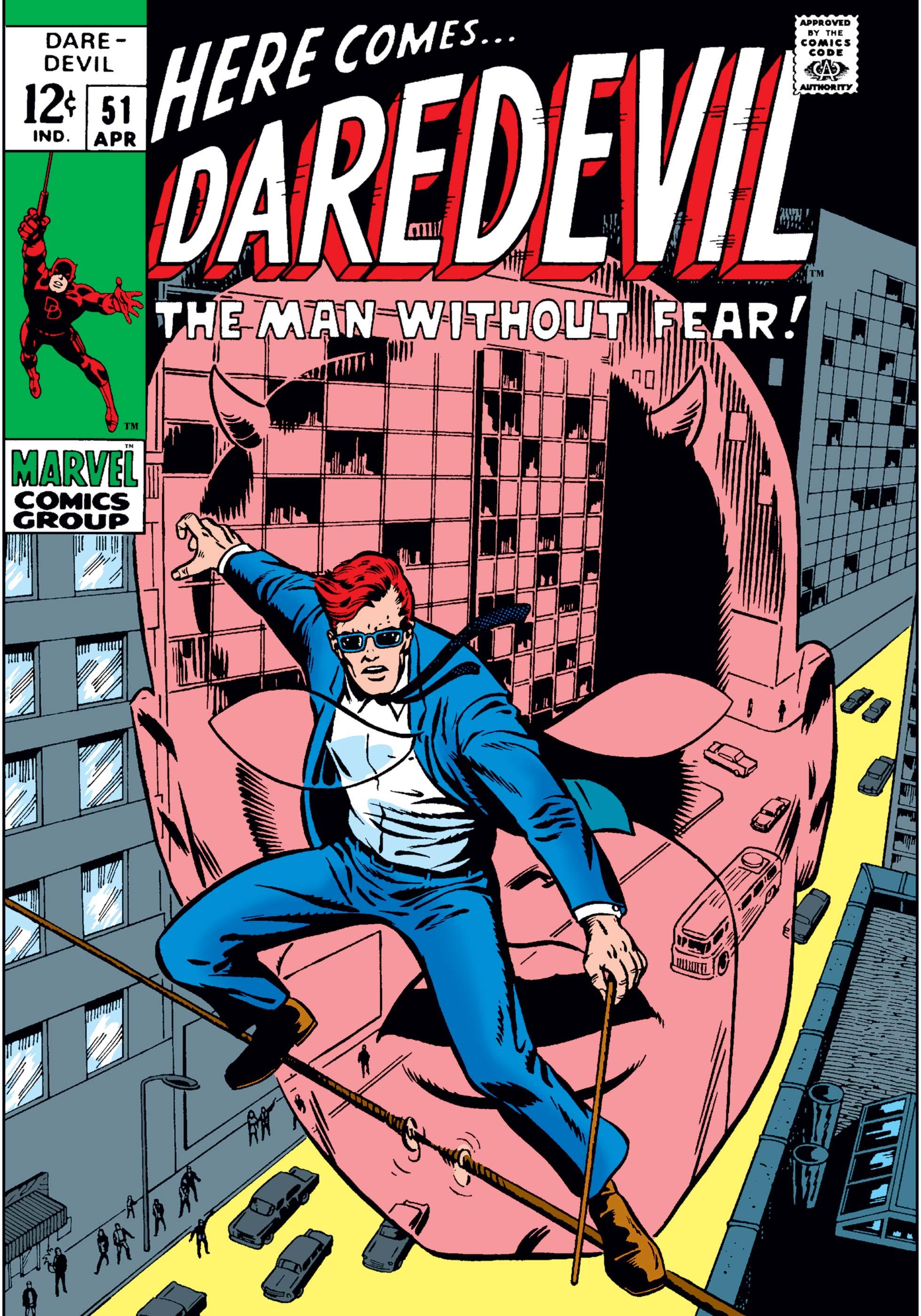 Daredevil (1964) #51