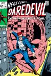 DAREDEVIL (1964) #51 Cover