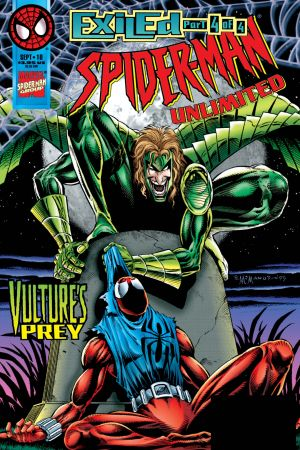 Spider-Man Unlimited #10