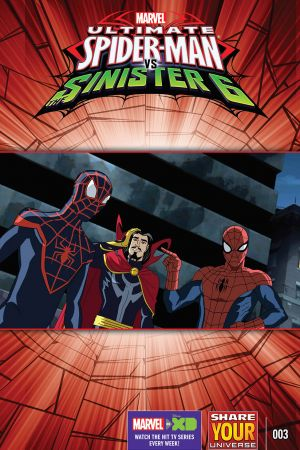 Marvel Universe Ultimate Spider-Man Vs. the Sinister Six #3