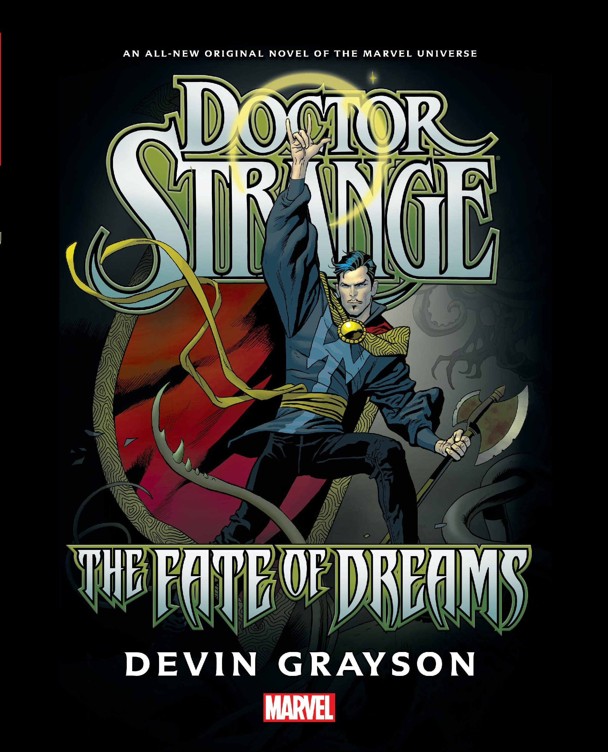 Doctor Strange: The Fate of Dreams Prose Novel (Hardcover)