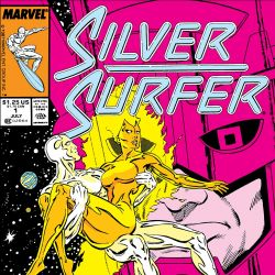 Silver Surfer (1987 - 1998)