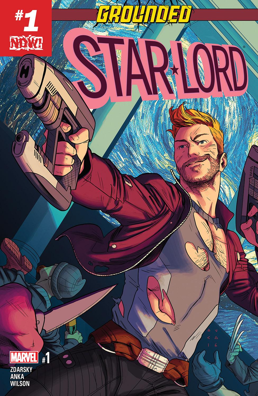 Star-Lord (2016) #1