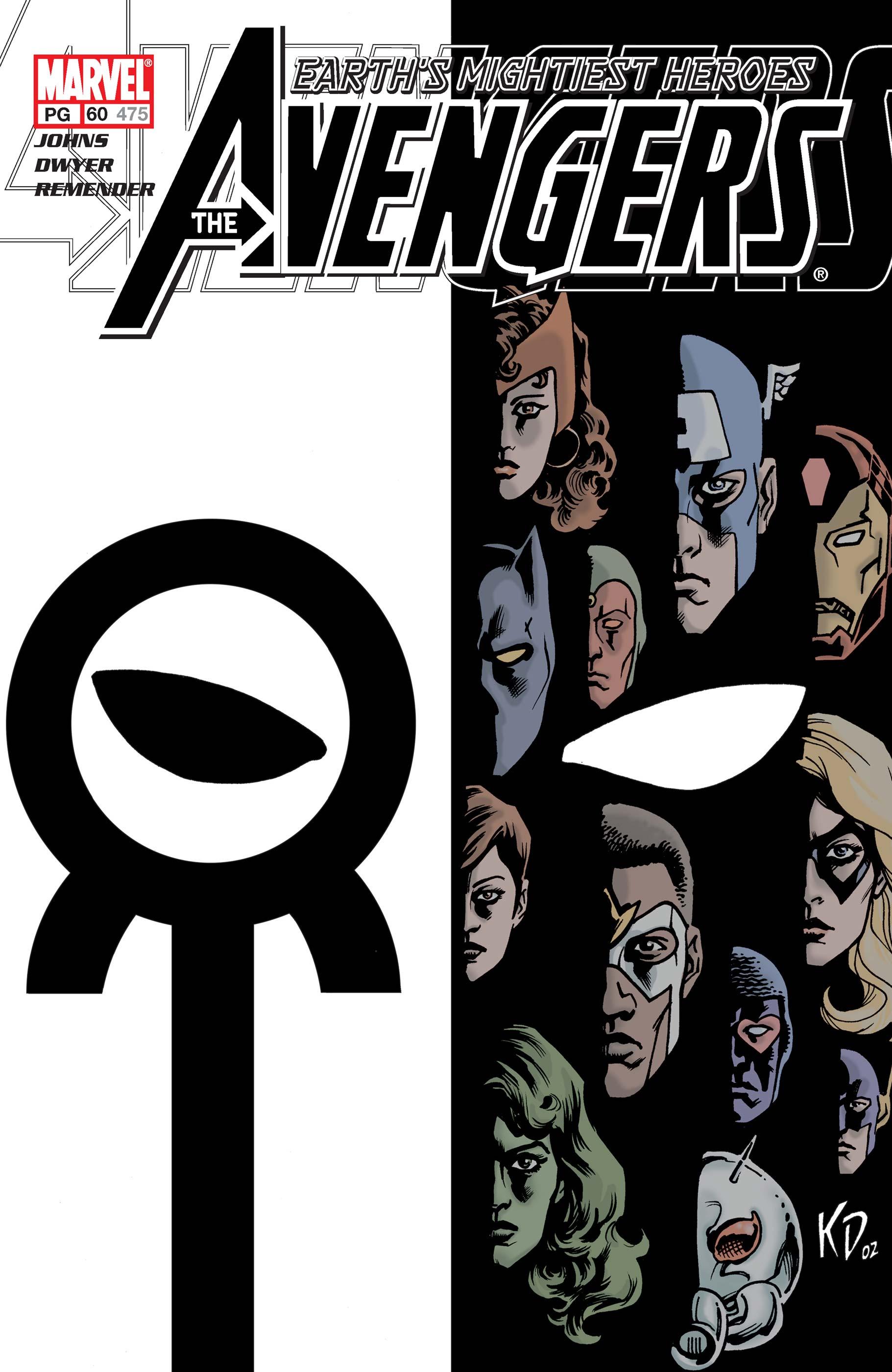Avengers (1998) #60