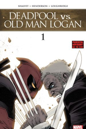 Deadpool Vs. Old Man Logan (2017) #1