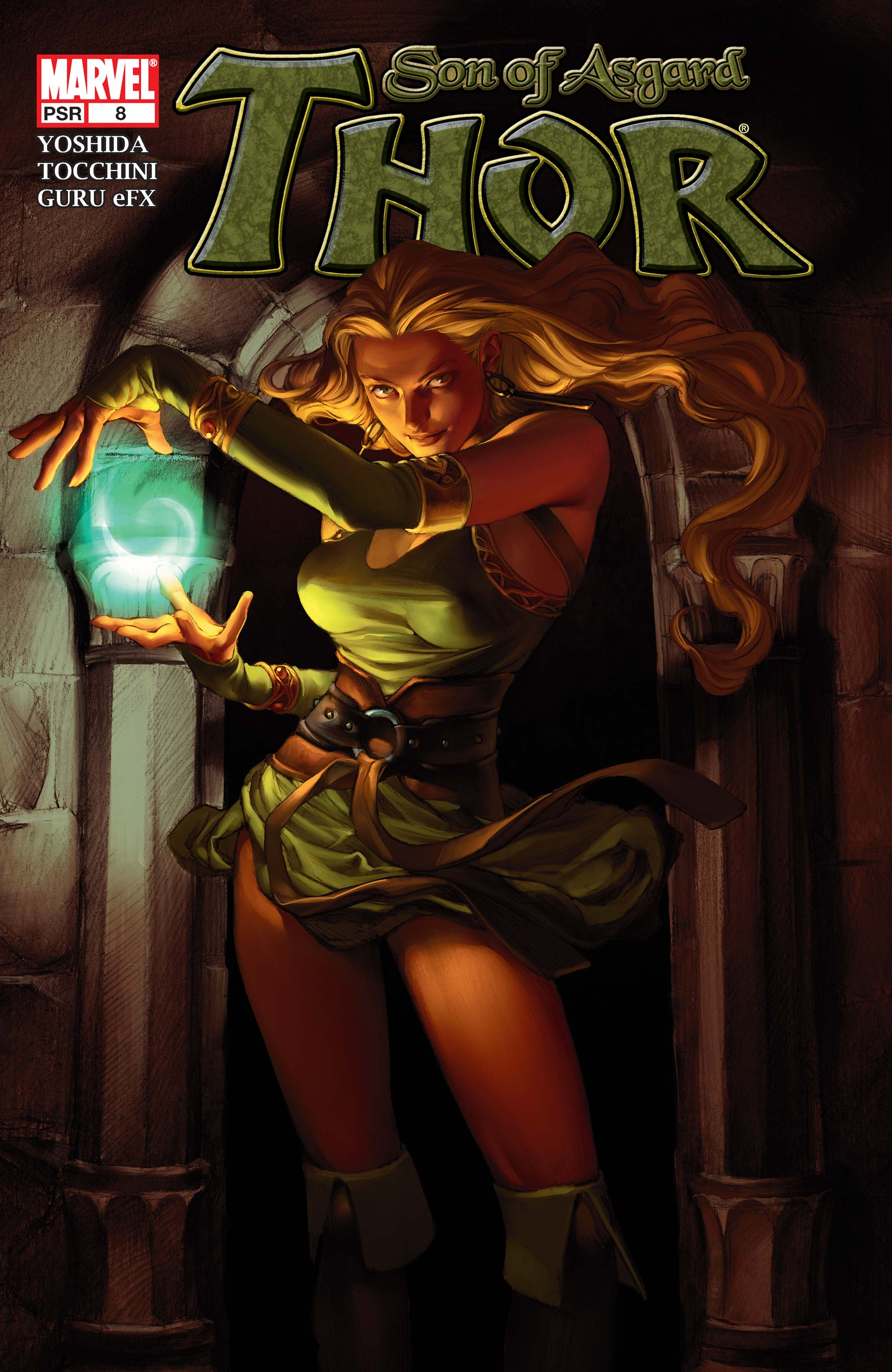 Thor: Son of Asgard (2004) #8