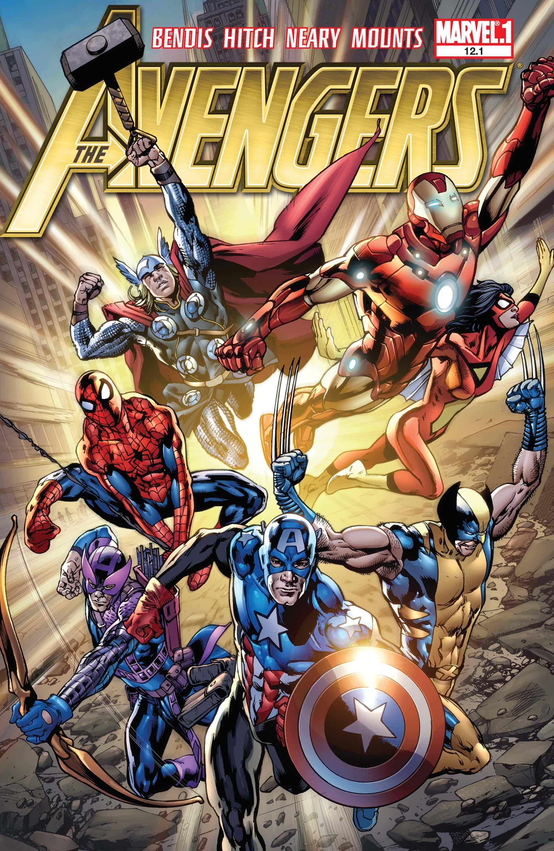 Avengers (2010) #12.1