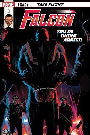 Falcon (2017) #3