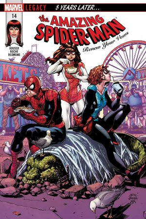 Amazing Spider-Man: Renew Your Vows #14