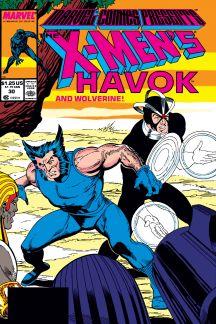 Marvel Comics Presents #30