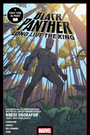 Black Panther: Long Live the King (Trade Paperback)
