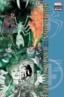 Spider-Man/Fantastic Four #2