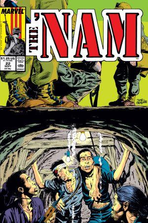 The 'Nam (1986) #22