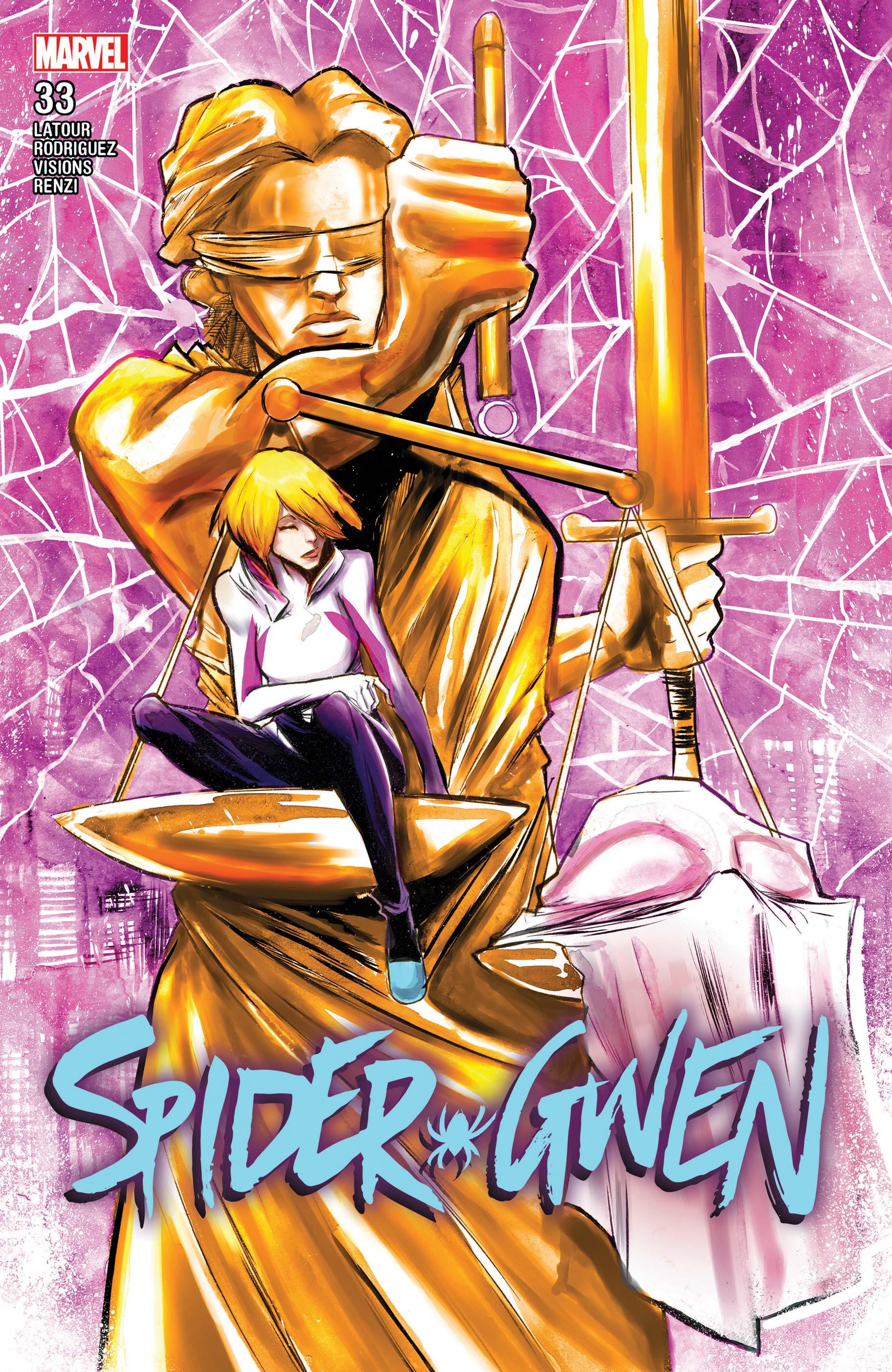 Spider-Gwen (2015) #33