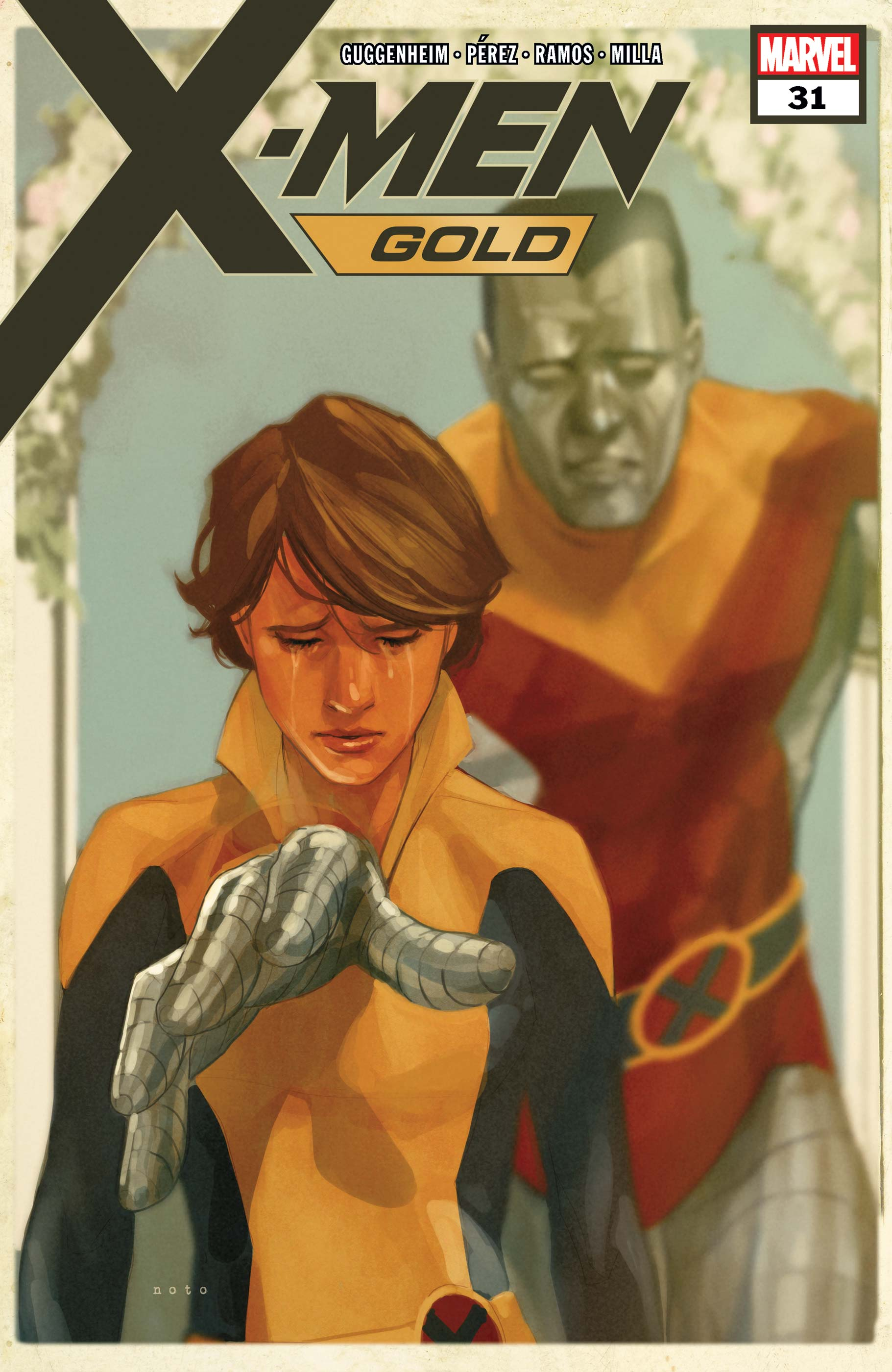X-Men: Gold (2017) #31